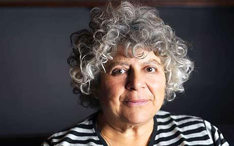 Miriam Margolyes ,O.B.E. Actress