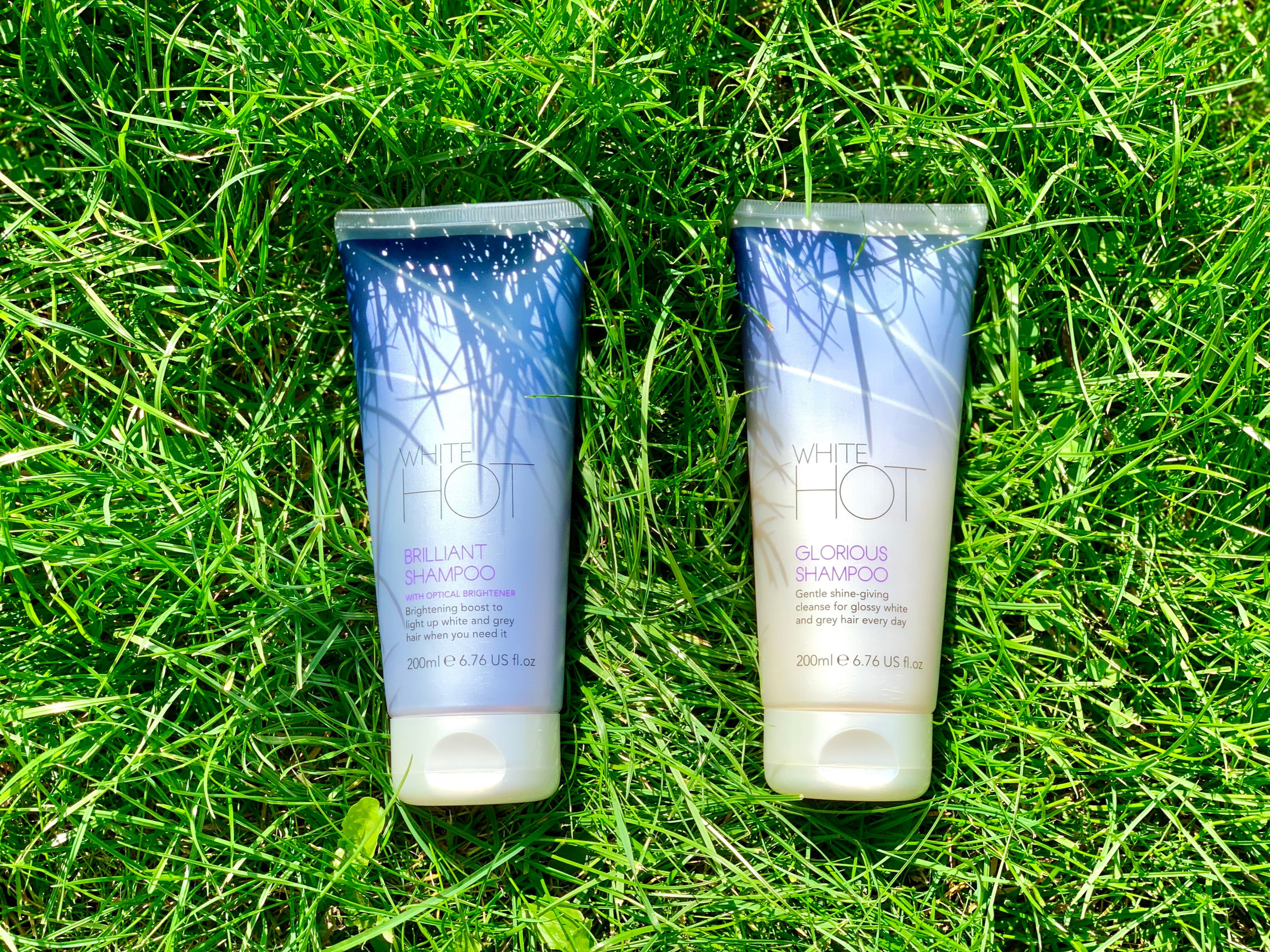 Are you a double cleanser? - Want cleaner, longer lasting, shinier silver hair?