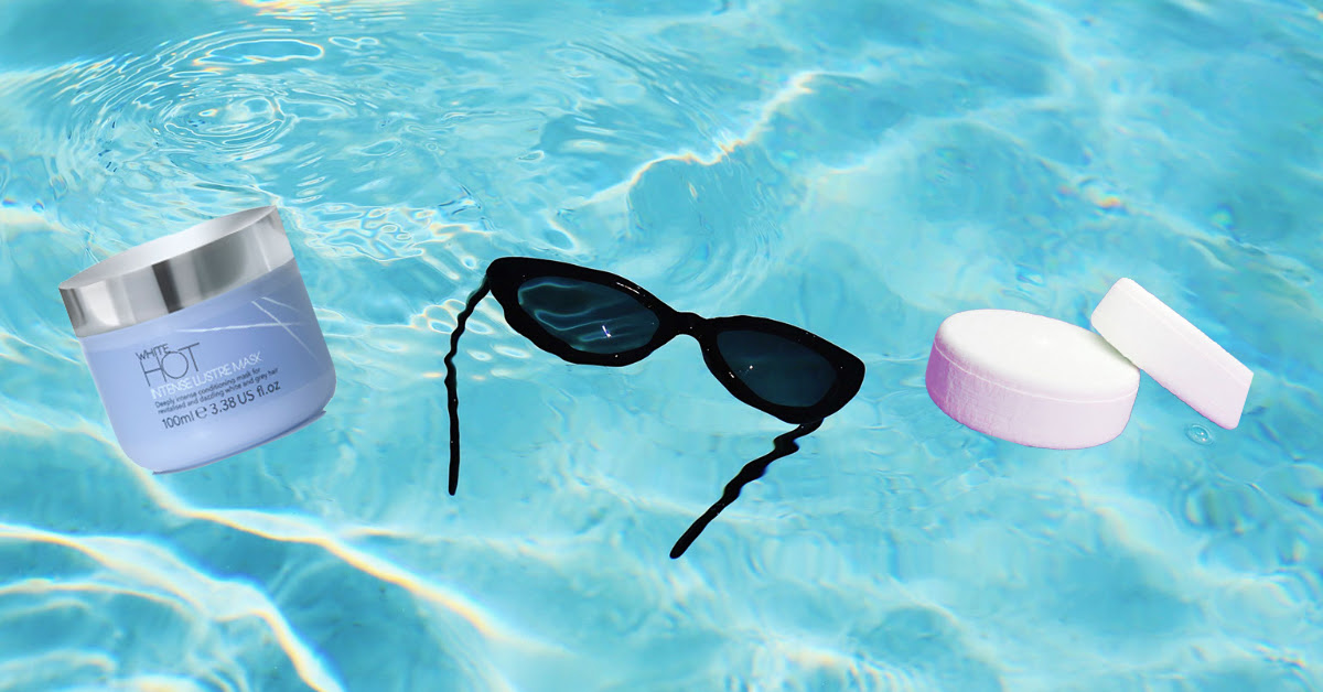 White Hot in a HEATWAVE : How to protect your greys from the sun's rays