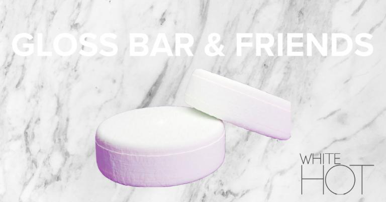 Gloss Bar & Friends - What to pair with my solid shampoo?