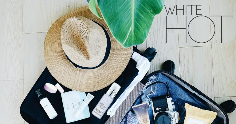 Our White Hot packing list