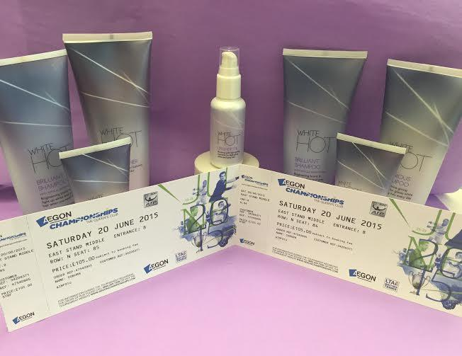 Competition:  A 'Royal' Treat for any Tennis Fans