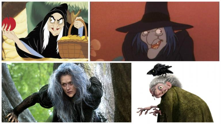 Long Grey Hair: The Bewitching Hour