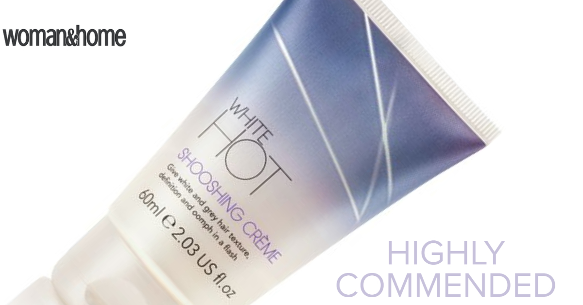 GREAT NEWS! White Hot Highly Commended at Woman & Home Hair Awards